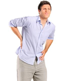 הגב כואב